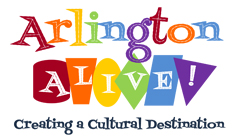 Arlington Alive! Logo